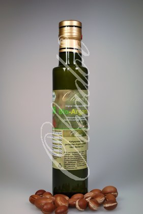 Bio-Arganöl Classic und Argannüsse