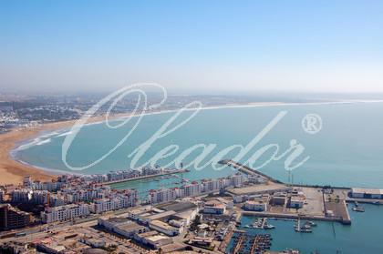 Hafen von Agadir