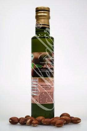 Bio-Arganöl Basic mit Argannüssen