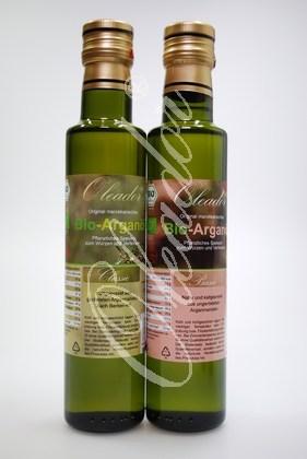 Bio-Arganöl Classic und Basic