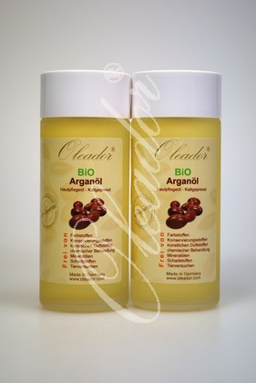 Bio-Argan-Hautöl Oleador vertikal