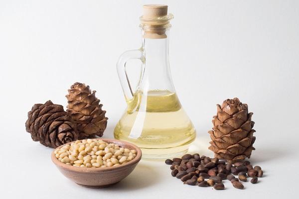 Cedar nut oil